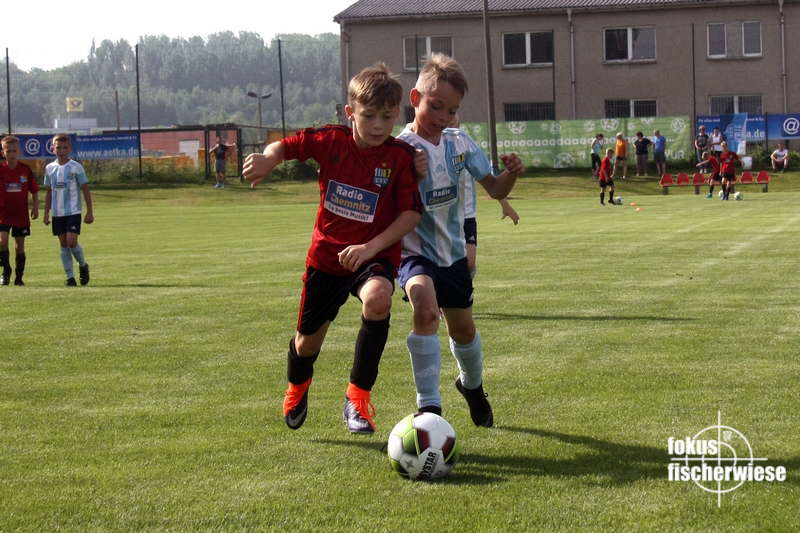 8602 Sommerfest- CFC U9 Trainingsspiel