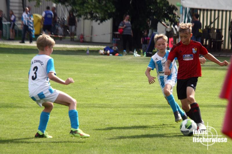 8621 Sommerfest- CFC U10 vs VTB Chemnitz